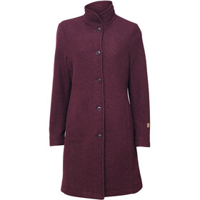 Ivanhoe of Sweden GY Rybo Coat Women bordeaux